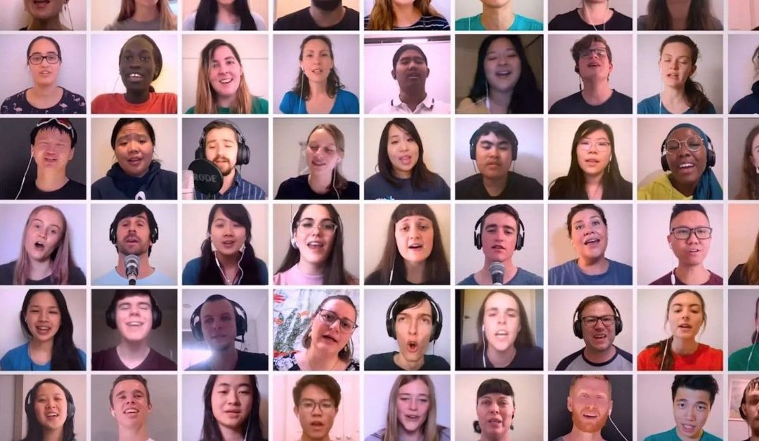 [WATCH] Virtual Choir Sings 'Behold Our God'