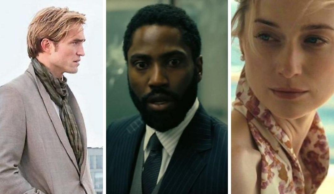 Inception Meets Batman, Bond Meets Matrix – in Christopher Nolan's Mind Bender, 'Tenet'