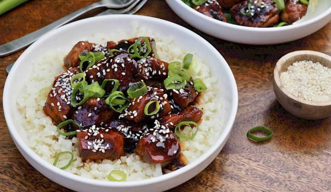 Dinner Tonight: Teriyaki Chicken