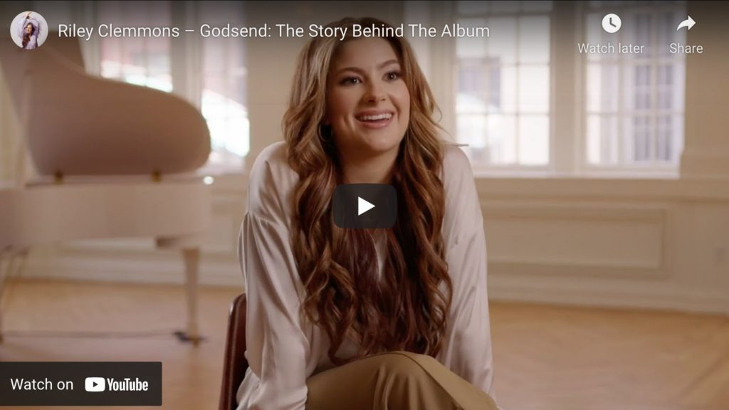 riley clemmens - godsend: the story behind the album