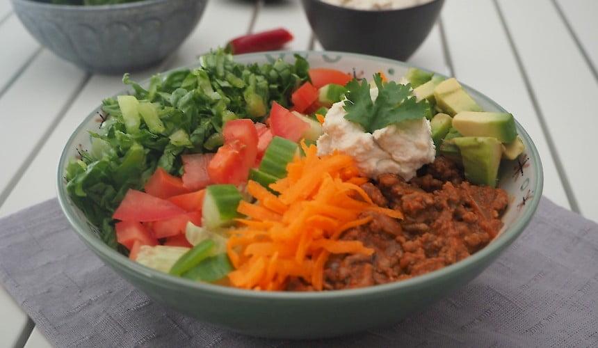 susan joy's mexican bowl