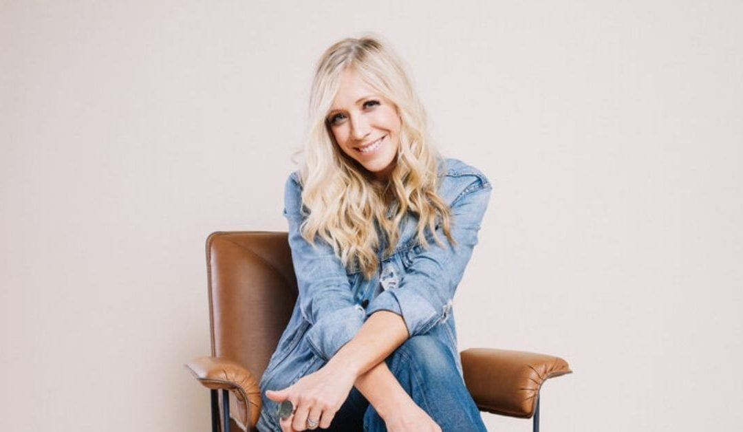 Grieving Can be One of the Greatest Paths to Joy – Award-Winning Artist Ellie Holcomb
